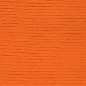 DMC Stranded Embroidery Floss 970 LT Pumpkin