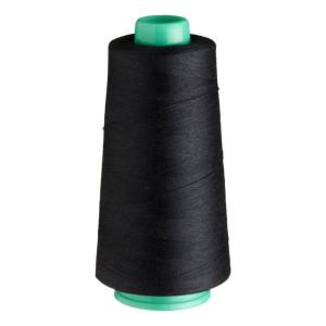 Birch Creative Overlocking Thread 2500m Black