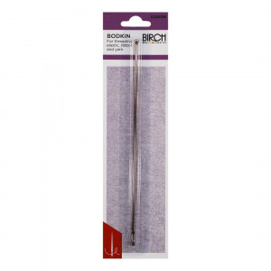 Birch Creative Bodkin Large Elastic and Ribbon Threader