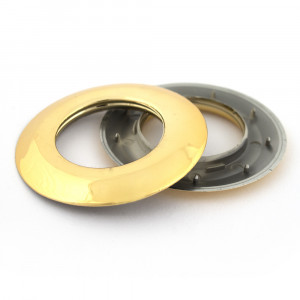48mm Gold Grommet