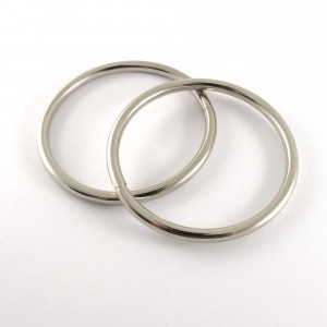 Voodoo Bag Hardware Wire O-Ring 50mm (2