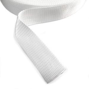 "Polypropylene Webbing - 50mm (2"") White"