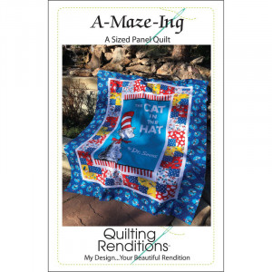A-Maze-ing Quilt Sewing Pattern by Quilting Renditions