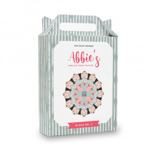 Limited Edition - Abbie Playing with Paper Pack 2 by Sue Daley Designs