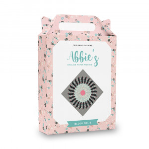 Limited Edition - Abbie Playing with Paper Pack 8 by Sue Daley Designs