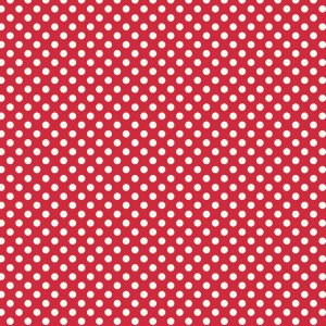 Le Creme Small Dot Red by Riley Blake Designs
