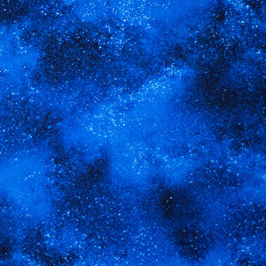 Starry Sky Royal by Timeless Treasures