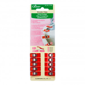 Clover Wonder Clips - 10pk
