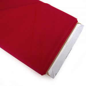 ColorWorks Premium Solid Candy Apple Red (242) by Northcott