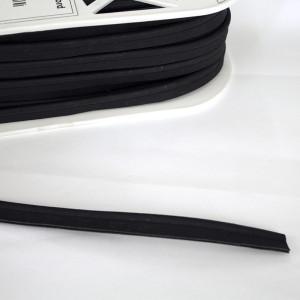 Portuguese Pre-made Cork 3mm Piping Cord Black