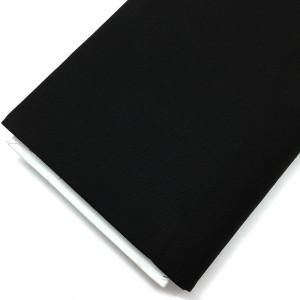 Cotton Canvas 148cm wide Black