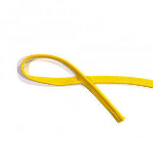 3mm 100% Cotton Piping Yellow