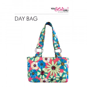 Day Bag Pattern by You Sew Girl