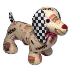 Funky Friends Factory Dachshund Hotdog Soft Toy Making Kit