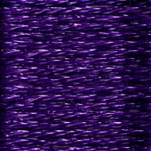 DMC Satin S552 Deep Violet Embroidery Floss