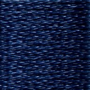 DMC Satin S931 Antique Blue Embroidery Floss