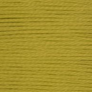 DMC Stranded Embroidery Floss 732 Olive Green