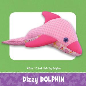 Dizzy Dolphin Pattern