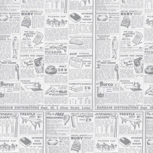 Low Volume 2021 Newspaper Ads by Devonstone Collection