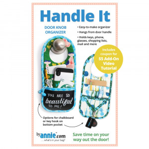 Handle It Sewing Pattern from byAnnie