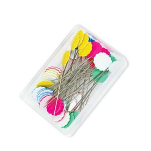 Matlida's Own Flower Head Pins - 50 x 0.55mm - 50pk