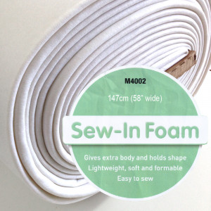 "Matilda's Own Sew In Foam Stabiliser (Bosal In-R-Form) 58"" (147cm) wide"
