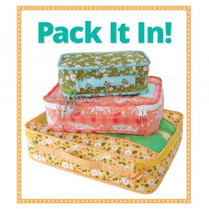 Pack It In Sewing Pattern from byAnnie