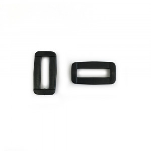 "Voodoo Bag Hardware Plastic Looplocs (Rectangular Rings) 25mm (1"") - 4pk"