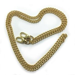 """Emmaline Bags Purse Chain w/ Swivel Snap Hooks Gold 112cm (44"""")"""