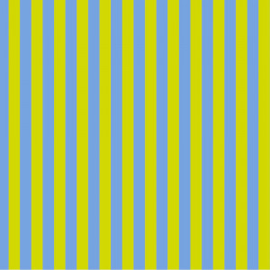 Tula Pink True Colors Tent Stripes Myrtle (Blue and Light Green) By Free Spirit Fabric