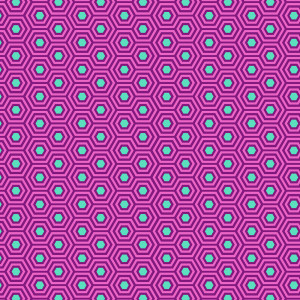 Tula Pink True Colors Hexy Thistle Purple By Free Spirit Fabric