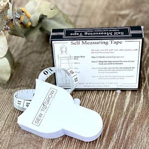 Self Measuring Tape by Sew To Grow