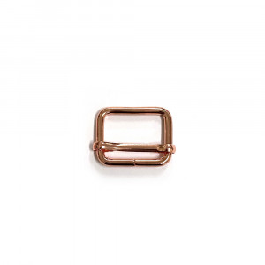 "Voodoo Bag Hardware Slide Adjusters 25mm (1"") Copper 2pk"