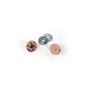 "Voodoo Bag Hardware Magnetic Catch Slim 14mm (5/8"") Copper - 1pk"