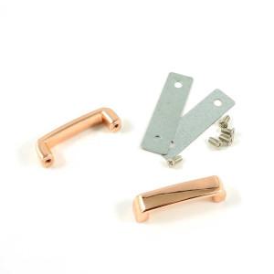 "Emmaline Bags Strap Keeper 25mm (1"") Copper - 2pk"