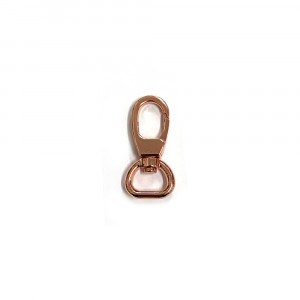 "Voodoo Bag Hardware Swivel Snap Hook 12mm (1/2"") Copper 2pk"