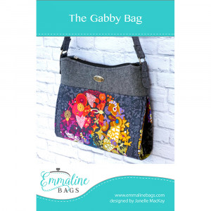 The Gabby Bag Sewing Pattern by Emmaline Bags
