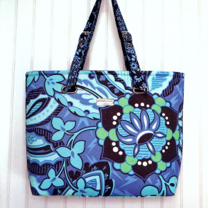 The Totes Ma Tote Bag Sewing Pattern by Emmaline Bags