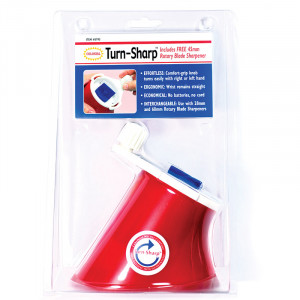 Turn-Sharp Rotary Blade Sharpener 45mm