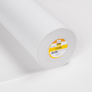 Vilene s520 Non-woven Heavy Fusible Pelmet Interfacing