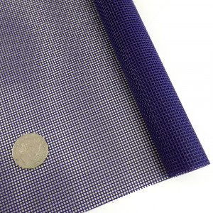 "Vinyl Bag Mesh 18"" x 36"" (46cm x 91.5cm) - Purple"