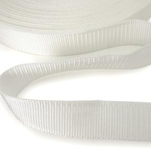 "Polypropylene Webbing - 40mm (1-1/2"") White"