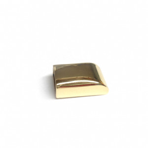 Emmaline Bags Metal Zipper Ends Gold - 5 Pack