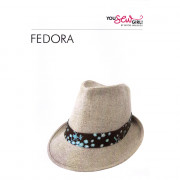 Fedora Hat Pattern by You Sew Girl