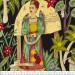 Frida's Garden Black by Alexander Henry scale reference