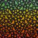 Alison Glass Art Theory Seventy Six Bird & Bee Grey by Andover