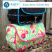 Hang About Toiletry Bag Sewing Pattern by Andrie Designs (formally Two Pretty Poppets)