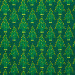 Ghosts of Christmas Future Circuitree Green by Michael Miller