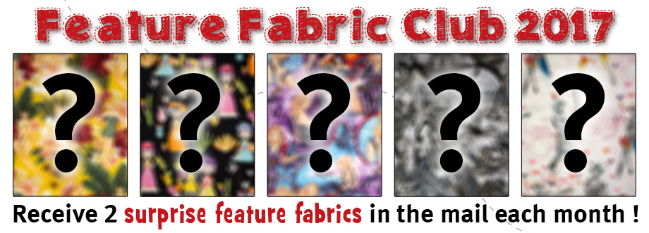 FEATURE FABRIC CLUB