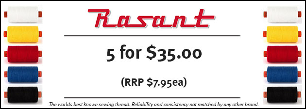 Rasant Sewing Machine Thread Special